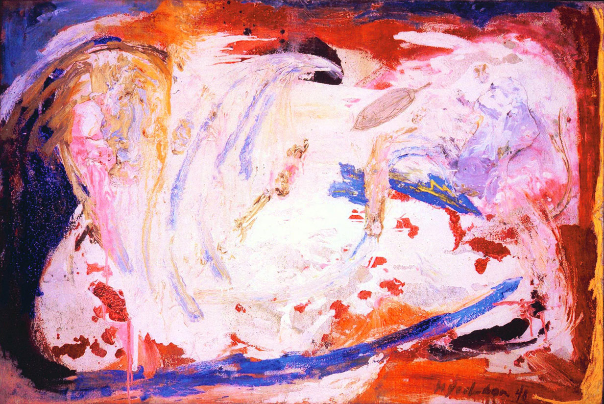 FAR 2697 White Figure, 1948