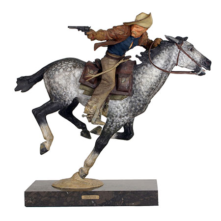 Pony Express, Painted