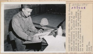 01-Harry Jackson on Saipan, 1944