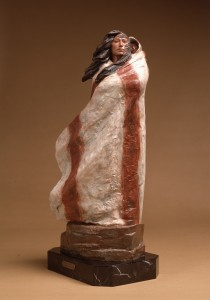 07-Sacagawea II Painted by Harry Jackson, 1980